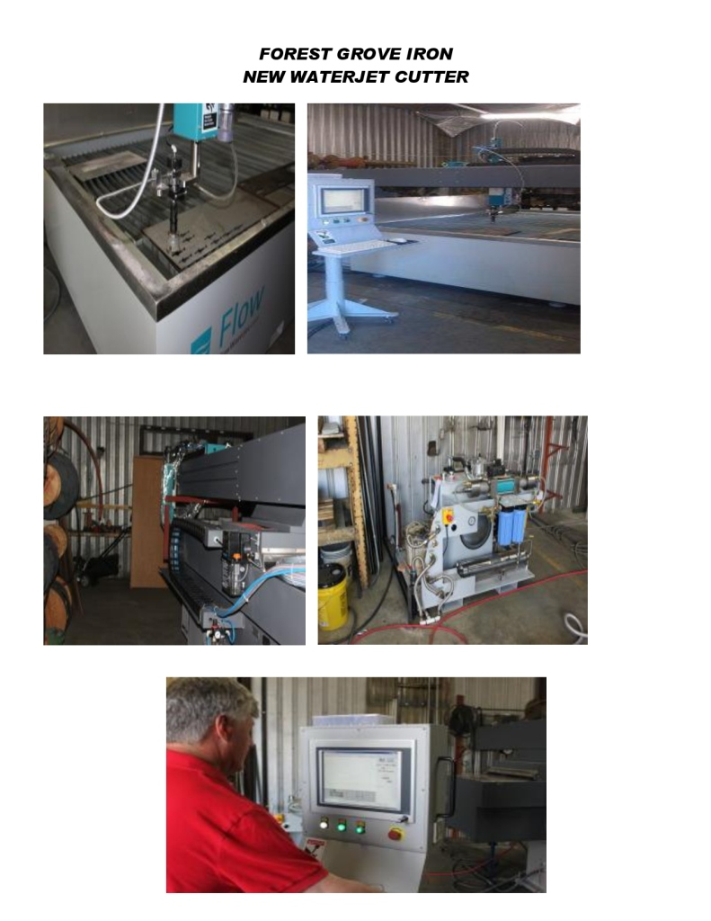 Waterjet Cutter-1