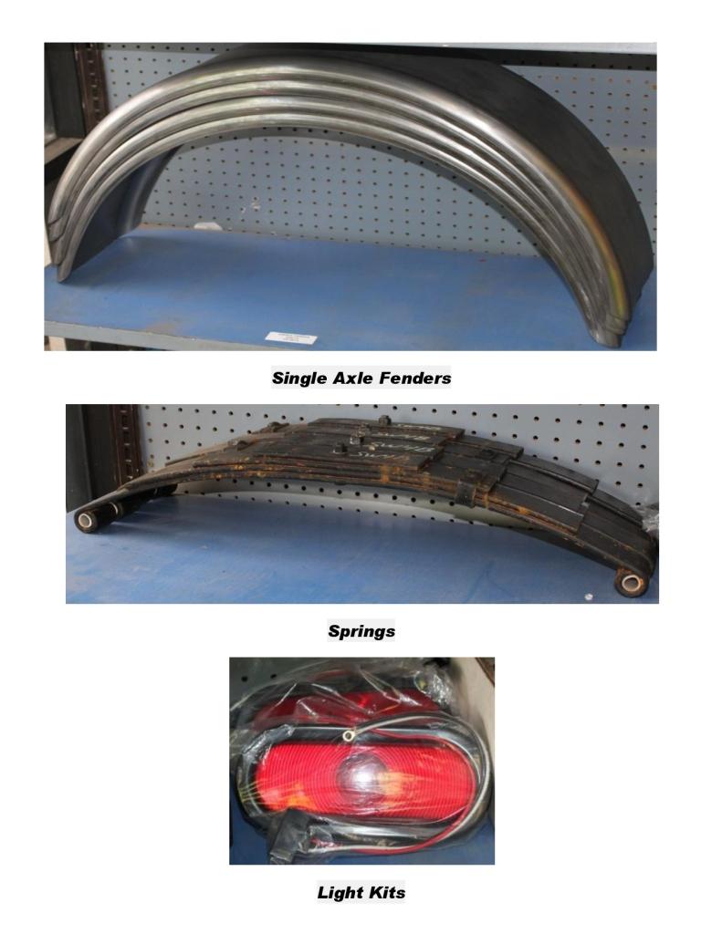 Single Axle Fenders lights-1
